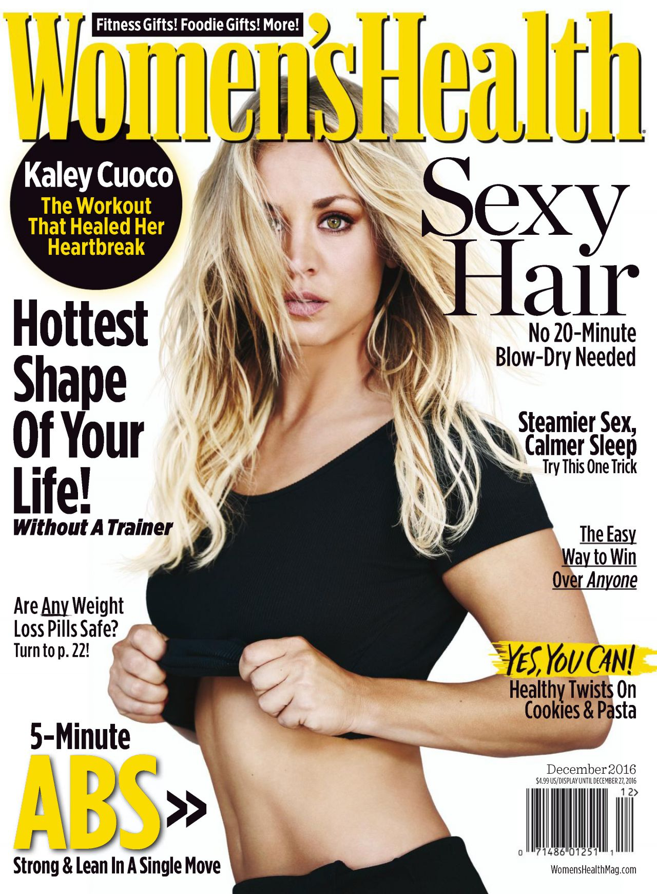 Click here to read about Cori Magnotta in Women's Health
